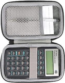 co2crea Hard Travel Case for HP 10bII+ Financial Calculator (NW239AA)