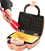Elektrische keuken Multi Sandwichmaker Grill afneembare snack multi-functies sandwichmaker keuken (kleur: lavendel)