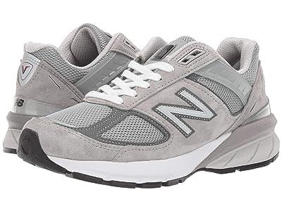 New Balance 990v5 (Grey/Castlerock) Women