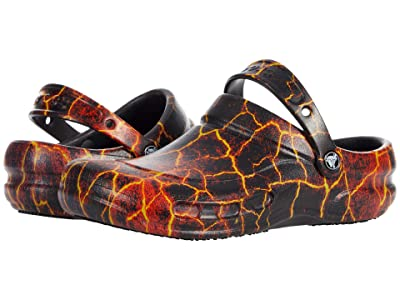 Crocs Work Bistro Graphic Clog Clog/Mule Shoes