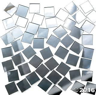 Marvelous Mirror Tiles 400 Pieces