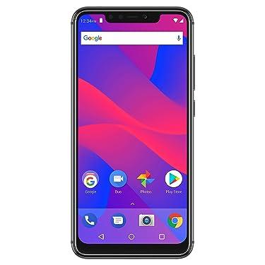 BLU Vivo XI V0330WW 32GB Unlocked GSM Phone w/Dual 16MP + 5MP Camera - Black