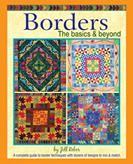 Borders The Basics & Beyond: A Complete Guide to Border Techniques with Dozens of Designs to Mix and Match (Landauer)