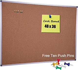 Best cork board 72 x 48 Reviews