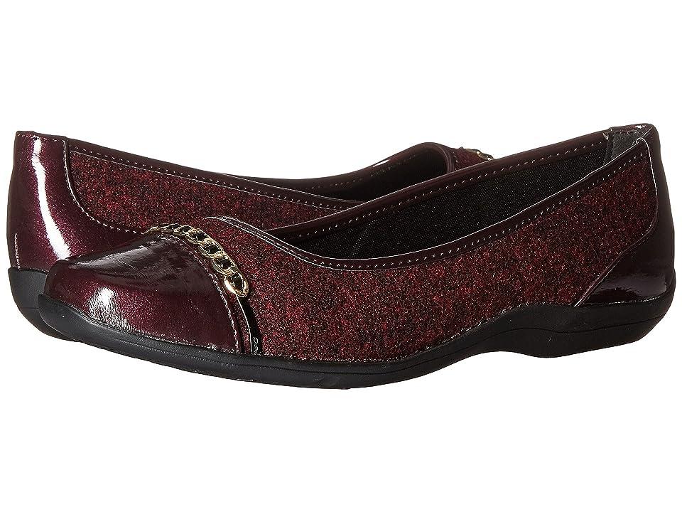 Soft Style Helga (Sassafras Tweed/Pearlized Patent) Women
