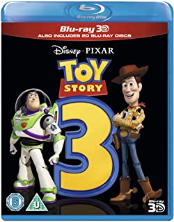 Toy Story 2 (Blu-ray 3D) [Reino Unido] [Blu-ray]