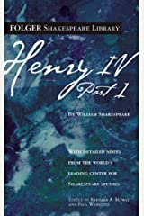 Henry IV, Part 1 (Folger Shakespeare Library) (English Edition) eBook Kindle