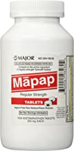 Major Pharmaceuticals Mapap Tablets, 1000 Count