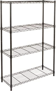 Best 36 deep wire shelving Reviews