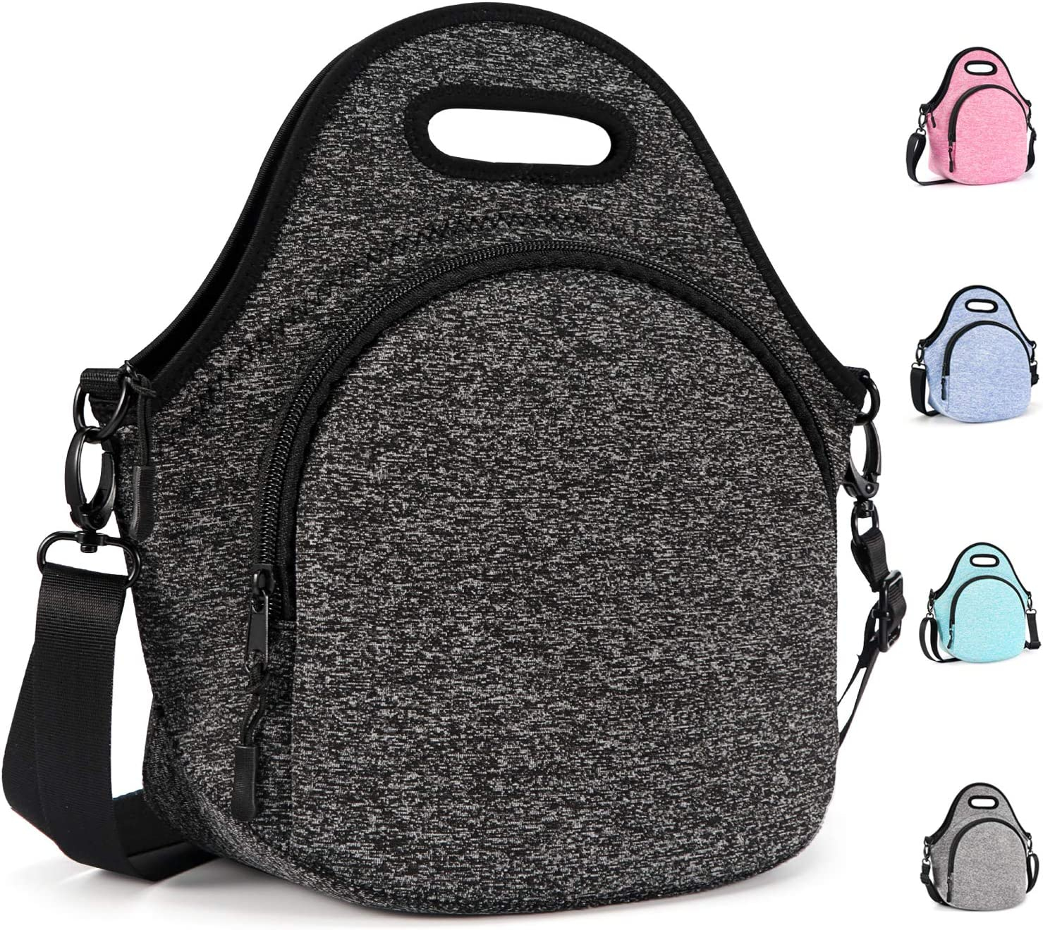 Safety and trust 5% OFF Gowraps Lunch Bags For Women Kids Neoprene Tote Men