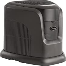 AIRCARE EA1208 Digital Whole-House Console-Style Evaporative Humidifier, Espresso