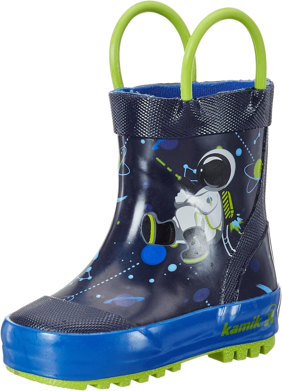 Kamik Unisex-Child Orbit Rain Boot Ranking TOP3 Outstanding