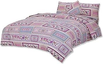 Home Comfort Fort Luxurious Premium Quality 6 Piece Comforter Set King