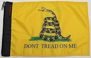 Forever Wave Gadsden Don't Tread On Me Flag