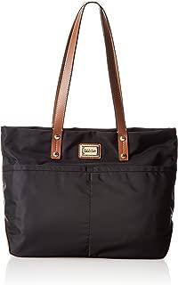 Calvin Klein 2 ZH Nylon Tote Shoulder Bag