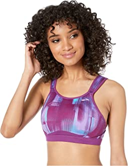 Maia Back-Adjustable Medium-Impact Sports Bra (C-E) | Moving Comfort