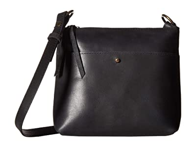 ABLE Emnet Mini Crossbody (Black) Handbags
