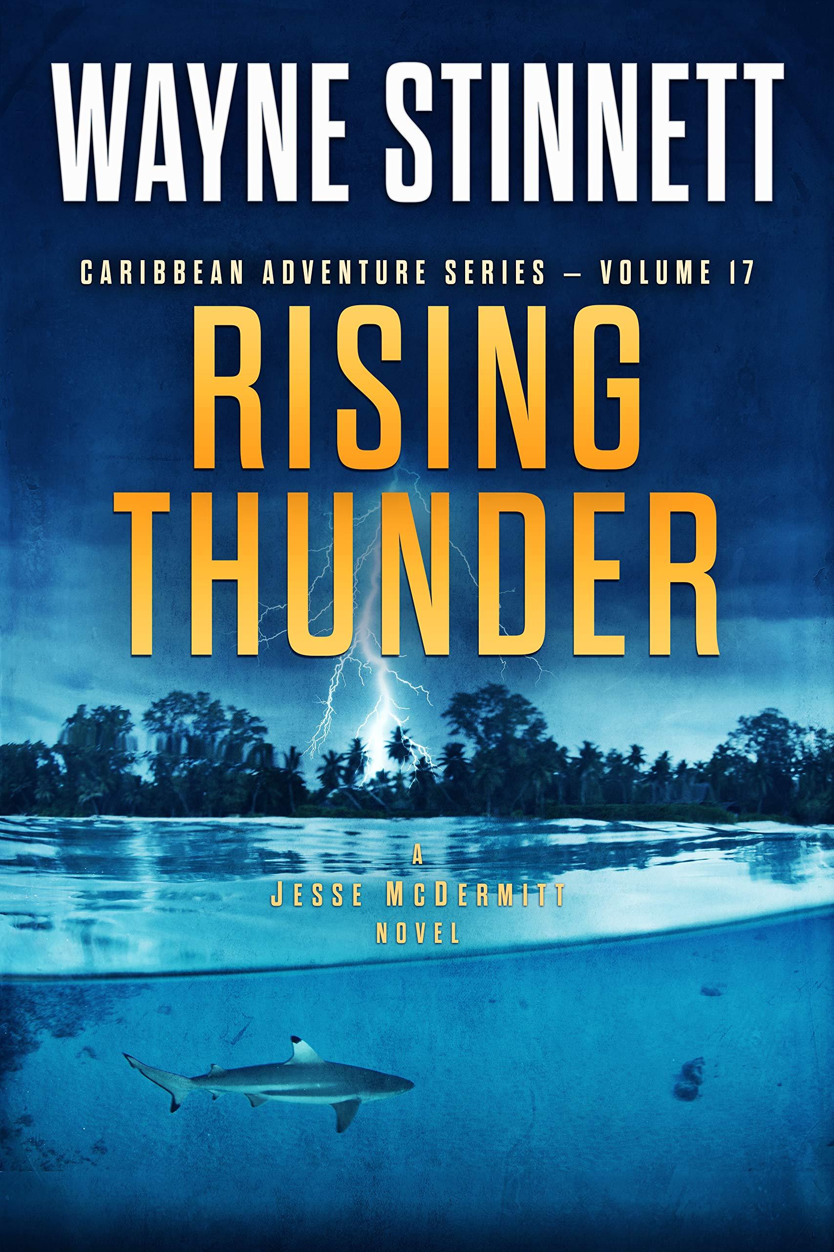 Rising Thunder: A Jesse McDermitt Novel (Caribbean Adventure Series Book 17)