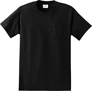 Sanmar Corporation Port and Company Tall Pocket T-Shirt