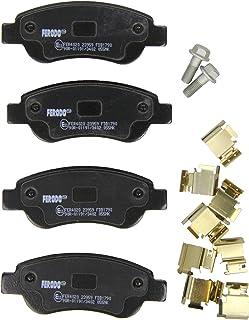 Ferodo FDB351 Pastiglie freno freno a disco confezione 4 pezzi