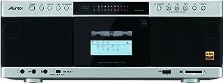 東芝 ハイレゾ CDラジカセ SD/USB/CD-RW対応 Aurex TY-AK1(N) サテンゴールド