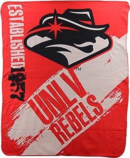 The Northwest Company NCAA Collegiate School Logo Fleece Blanket