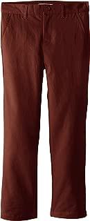 Isaac Mizrahi Big Boys' Slim Fit Cotton Twill Pant
