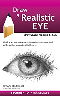 Draw a Realistic Eye: drawspace module 6.1.A7