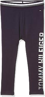 Tommy Hilfiger J20J209554 Comfort Fit 645 Side Stripe Twill Trouser for girls in