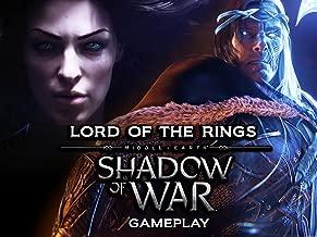 Best shadow of mordor gameplay Reviews