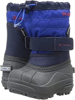 Columbia Kids Powderbug™ Plus II Boot (Toddler/Little Kid/Big Kid)
