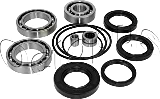 Fits Honda ATV TRX300FW 300 FourTrax 2x4 4x4 | Bearings Kit Rear Differential 1988-2000
