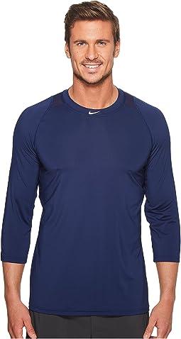 Nike - Pro 3/4 Sleeve Baseball Top