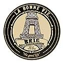 La Bonne Vie French Style Brie, 14 oz