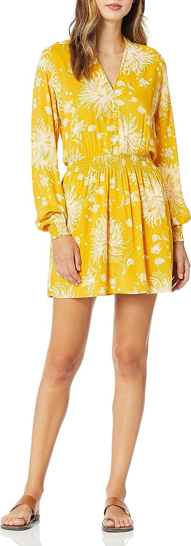 Obey Women's Annette Ls Casual Dress