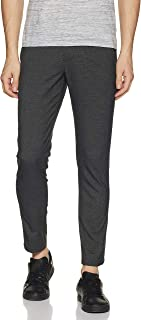 Louis Philippe Ath.Work Men's Slim Fit Casual Trousers