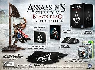 Best assassins creed black flag edward kenway figure Reviews