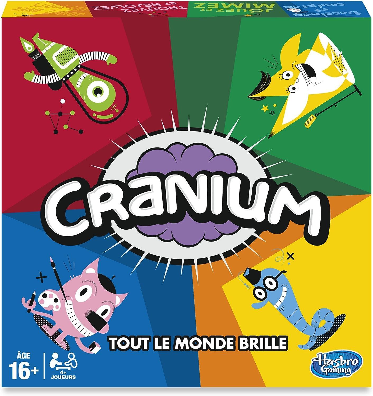 Hasbro - C19391010 - Juegos de Sociedad - «Cranium»