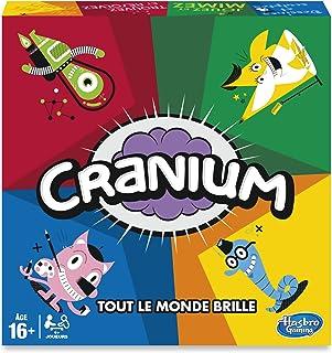 Cranium - Jeu de Societe de Reflexion - Version Française