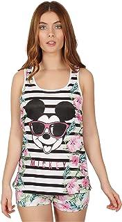 Pijama Tirantes Mickey Jungle para Mujer