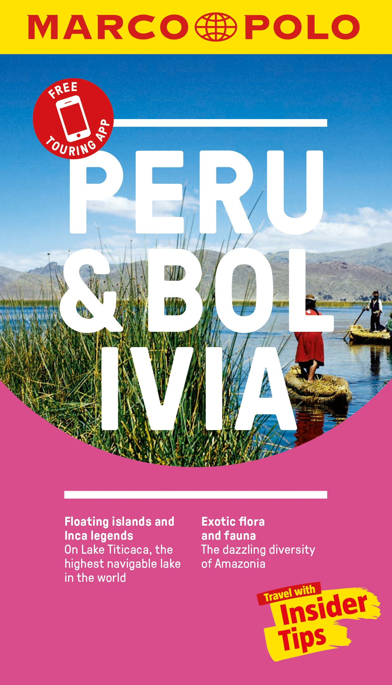 Image OfPeru And Bolivia Marco Polo Pocket Guide (Marco Polo Pocket Guides)
