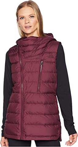 14ef066fc81f The north face womens nuptse 2 vest tnf black