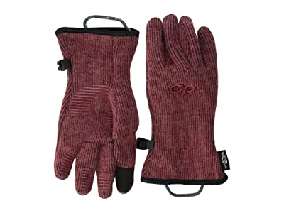 Outdoor Research Kids Flurry Sensor Gloves (Little Kid) (Desert) Extreme Cold Weather Gloves
