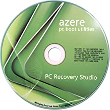 Azere PC Utilities - Insert & Boot Instant Operating System for [Windows - Linux - Mac]
