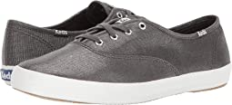Keds Champion Metallic Linen