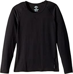 Hot Chillys Kids - MTF Crew Neck (Toddler/Little Kids/Big Kids)