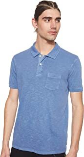 OVS Mens 191POLMAURO-289 Light Polo Shirt