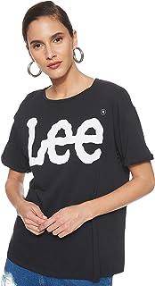 Lee Women's Logo Tee T-shirt