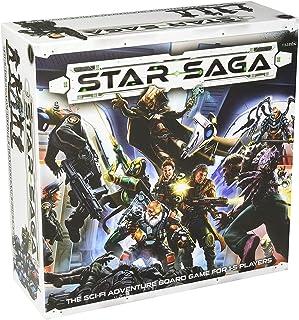 Mantic Games MGSS101 Star Saga: The Eiras Contract Core Play Set, Multicoloured