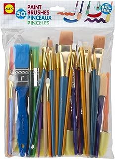 ALEX Toys Art Paintbrush Set 50 Brushes